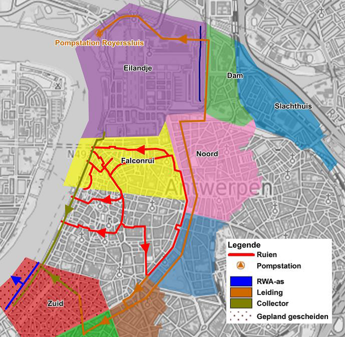 Hemelwaterplan